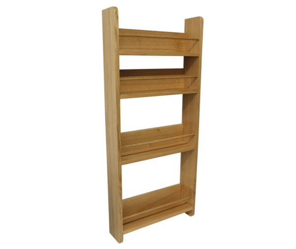 Classic Swift Oak Spice Rack