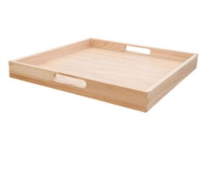 Bespoke Handled Trays