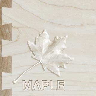 Maple Dovetail Drawers UK
