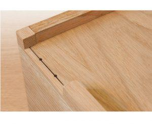 Notching for Undermount Drawer Runners