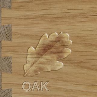 oak dovetail probox drawers