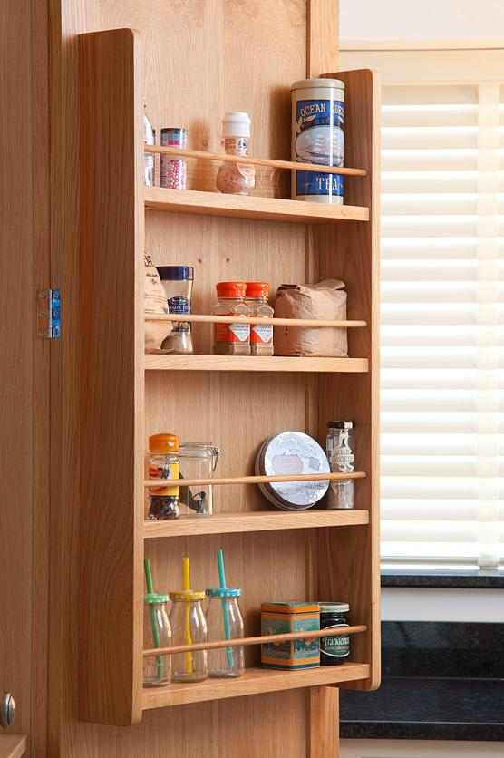 Bespoke Spice Rack Probox Drawers Dovetail Drawers